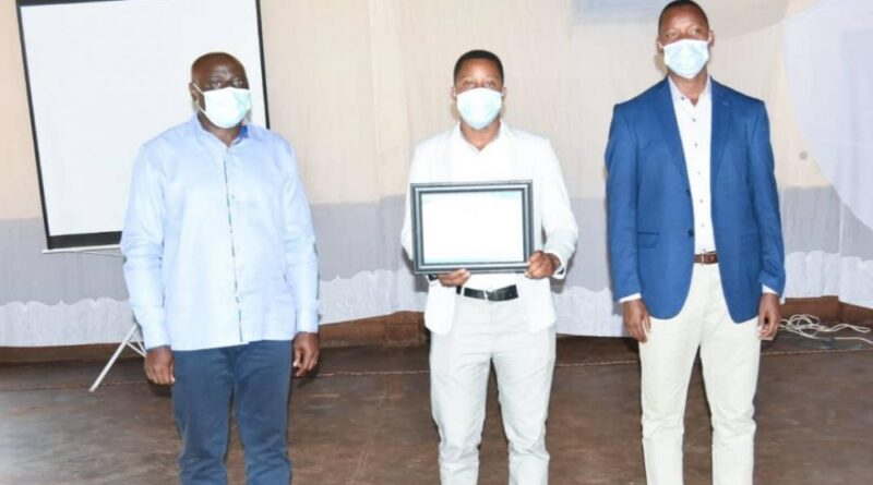 Top performing cells in Mutuelle de Santé subscriptions awarded in Eastern Province